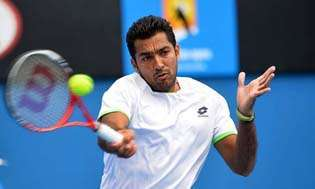 Aisam-ul-haq Qureshi said he wanted 'to take a stand'